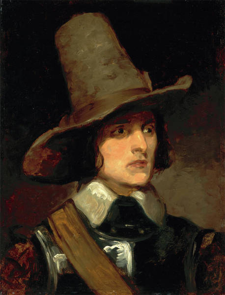 Wall Art - Painting - Augustus Egg, Richard Dadd, 1817-1886 by Litz Collection