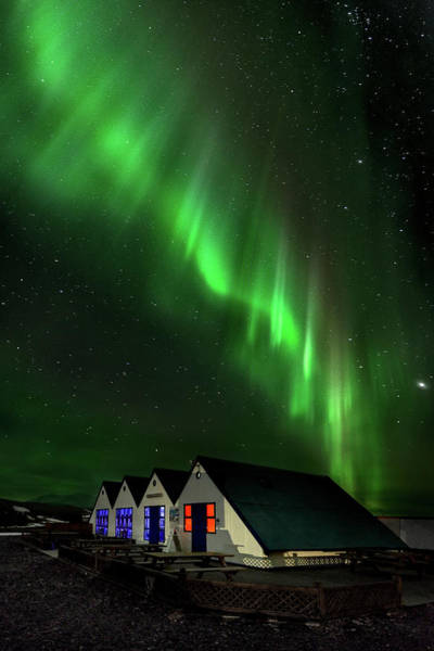 Wall Art - Photograph - Aurora Borealis by Jes?s M. Garc?a