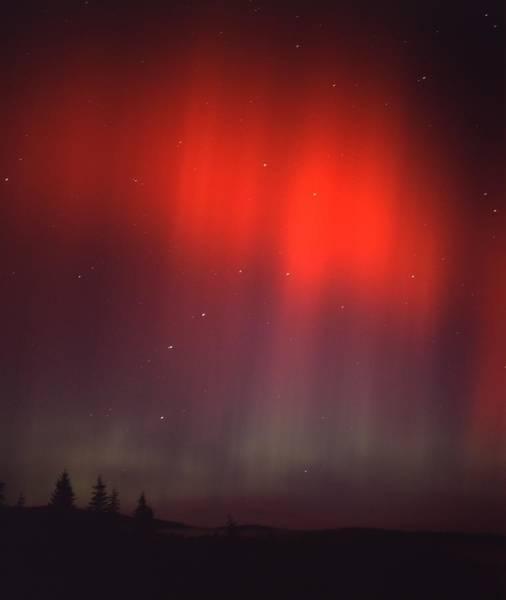 Photograph - Aurora Borealis by Ken Dietz