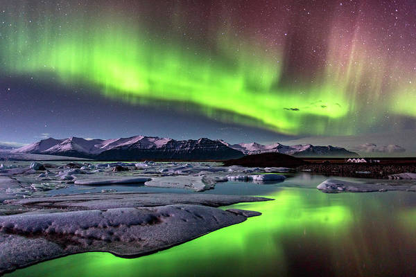 Sascha Wall Art - Photograph - Aurora Borealis On Iceland by Sascha Kilmer