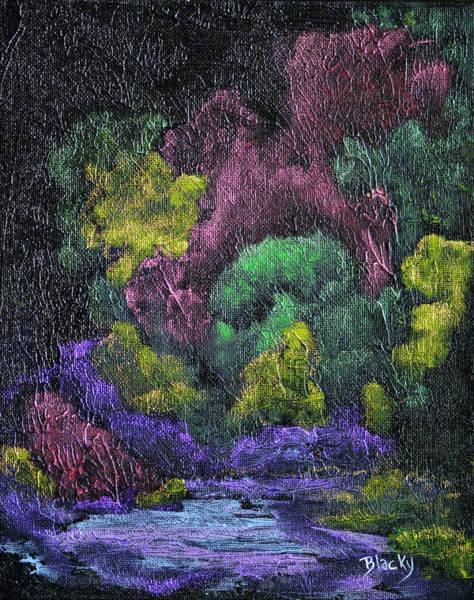 Aurora Reflection Art Print