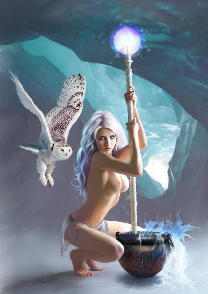 Edward Reed - Aurora The Ice Witch