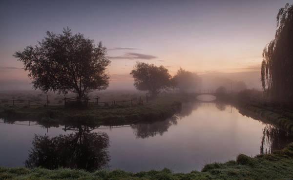 Lake George Photograph - Auroral Dawn by Copyright George W Johnson