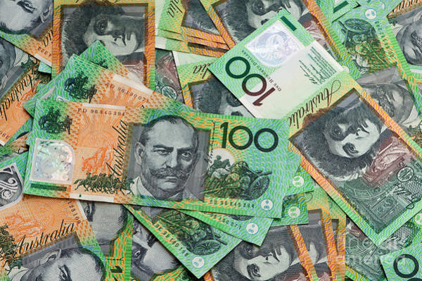 Photograph - Aussie Dollars 04 by Rick Piper Photography