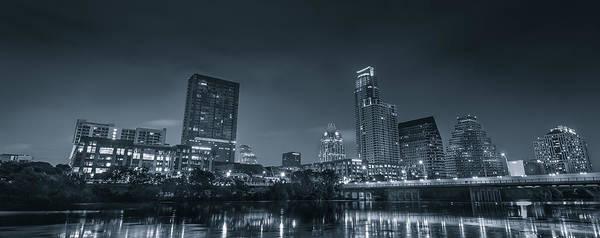 Photograph - Austin Skyline by David Morefield