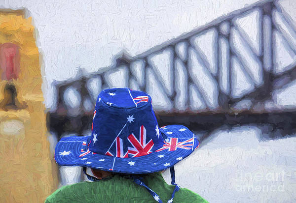 Wall Art - Photograph - Australia Day 2014 by Sheila Smart Fine Art Photography