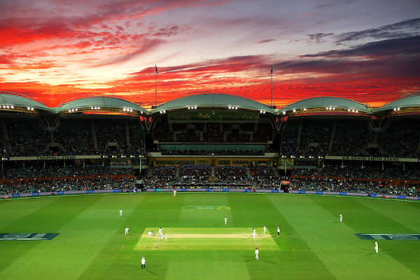 Photograph - Australia V England - Second Test Day 4 by Cameron Spencer