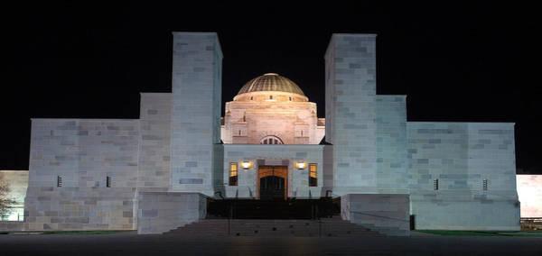 Photograph - Australian National War Memorial by Paul Svensen