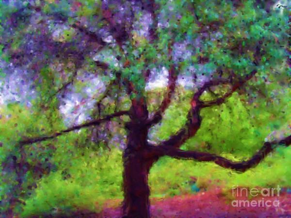 Digital Art - Australian Native Tree 3 by Russell Kightley