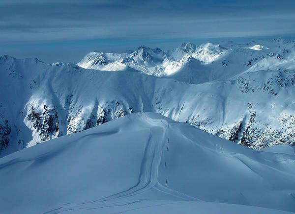Photograph - Austria Mountain Ischgl by Colette V Hera  Guggenheim