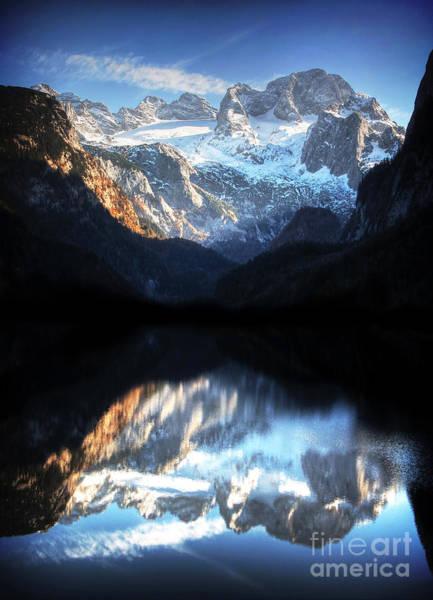 Wall Art - Photograph - Austrian Alps by JR Photography
