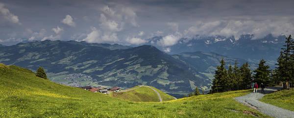 Alpine Photograph - Austrian Tyrol by Nigel Jones