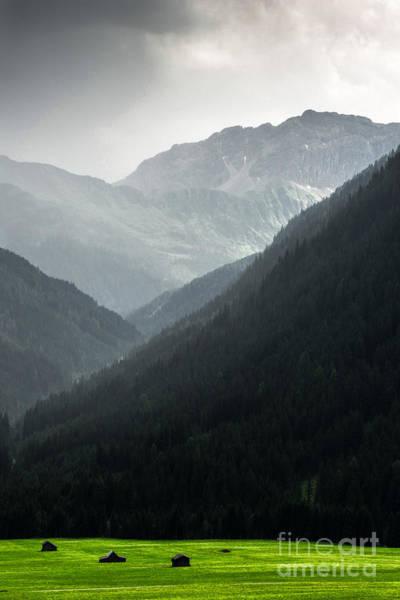 Wall Art - Photograph - Austrian Valley by Yuri San