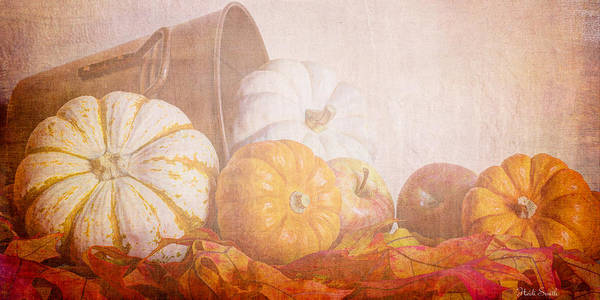 Wall Art - Photograph - Autumn Abundance  by Heidi Smith