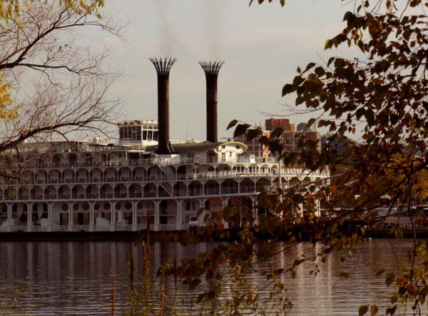 Photograph - Autumn American Queen by Wild Thing