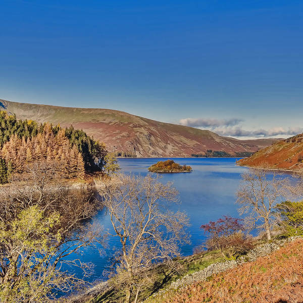 Haweswater Wall Art - Photograph - Autumn At Haweswater by Trevor Kersley