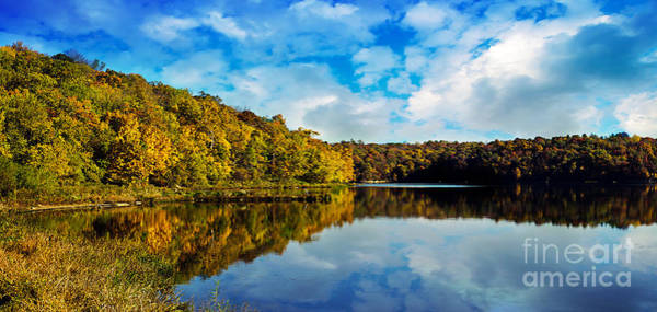 Photograph - Autumn At Sailboat Cove by Andee Design
