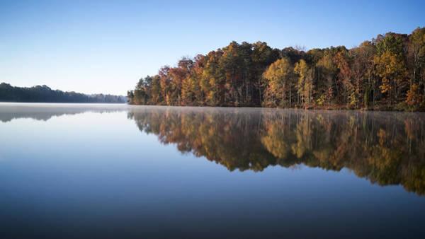 Photograph - Autumn At Thom-a-lex 1 by Patrick M Lynch