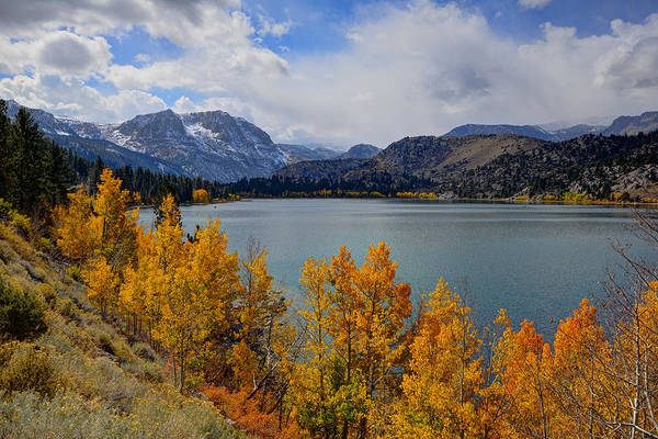 Photograph - Autumn Beauty At June Lake by Mark Whitt