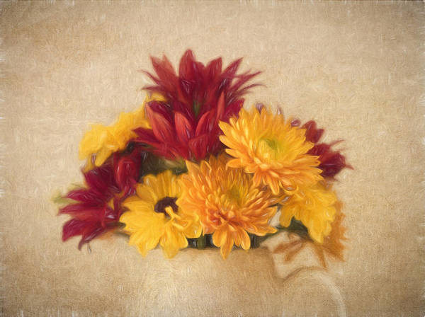 Photograph - Autumn Bouquet by Kim Hojnacki