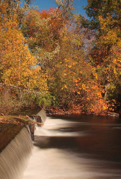 Photograph - Autumn Colors On The River by Amazing Jules