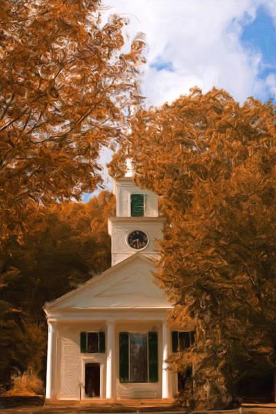 Photograph - Autumn Days by Joann Vitali