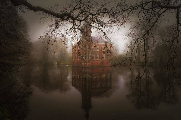 Castle Photograph - Autumn Dream by Saskia Dingemans