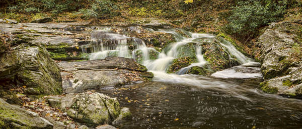 Photograph - Autumn Falls by Heather Applegate