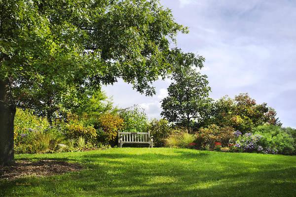 Photograph - Autumn Garden by Christina Rollo