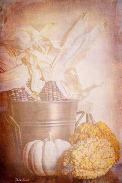 Wall Art - Photograph - Autumn Harvest by Heidi Smith