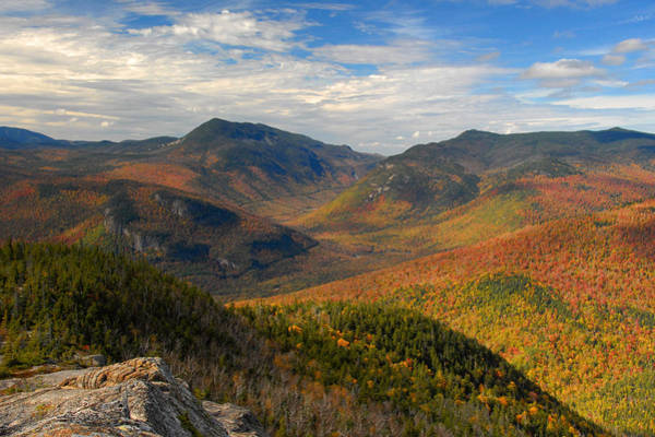 Photograph - Autumn In Crawford Notch by Ken Stampfer