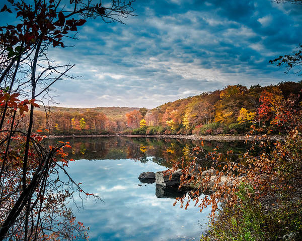 Wall Art - Photograph - Autumn In Harriman State Park by Jim DeLillo