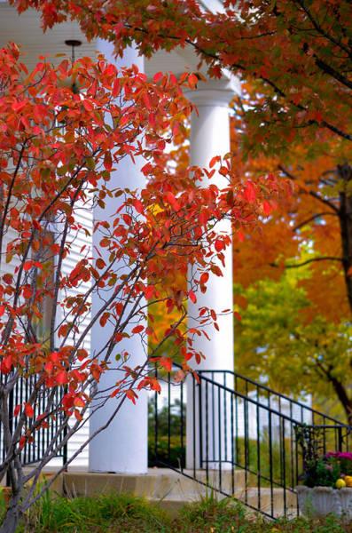 Photograph - Autumn In Long Grove 2 by Julie Palencia
