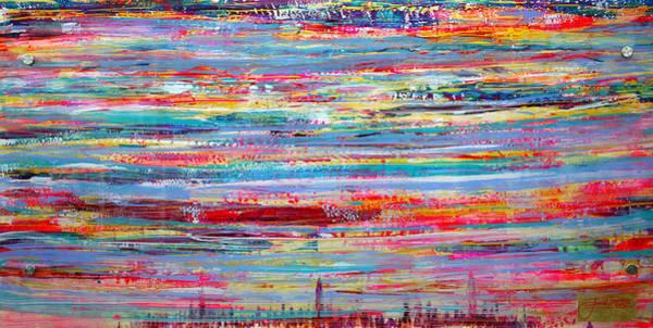 Painting - Autumn In Manhattan by Jack Diamond