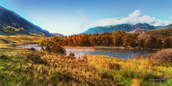 Wall Art - Photograph - Autumn In Montana by Thomas Woolworth