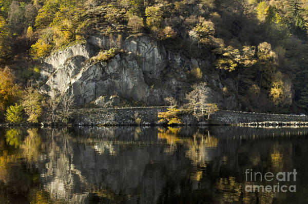 Glenridding Wall Art - Photograph - Autumn In The Lake by Linsey Williams