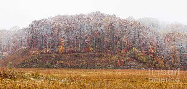 Photograph - Autumn In West Virginia by Les Palenik