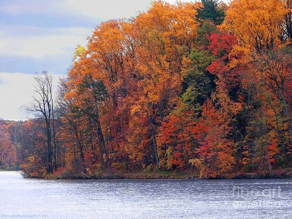 Autumn Is Upon Us Art Print