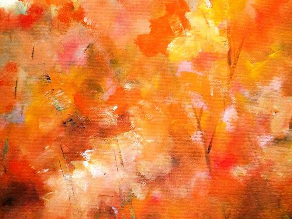 Lyle Painting - Autumn Leaves by Lord Frederick Lyle Morris - Disabled Veteran