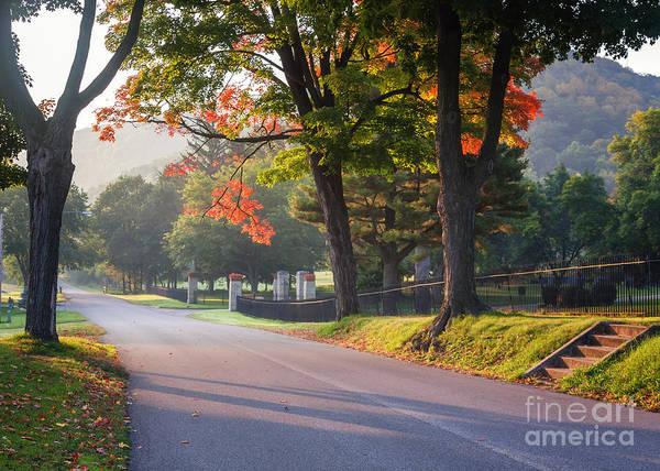 Photograph - Autumn Magic At Woodlawn by Kari Yearous