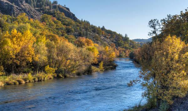 Photograph - Autumn On The Klamath River by Loree Johnson
