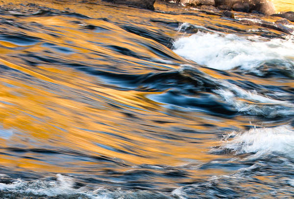 Photograph - Autumn On The Schroon River by Louis Dallara