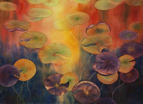 Painting - Autumn On Winslow Lake by Johanna Axelrod