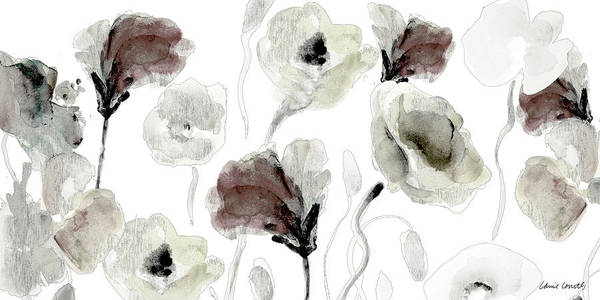 Warmth Digital Art - Autumn Poppies by Lanie Loreth