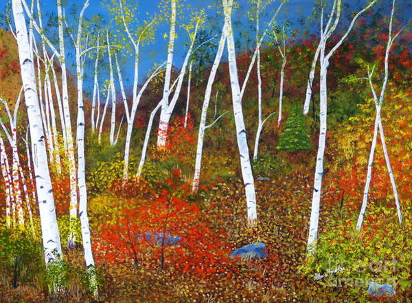 Painting - Autumn Splendour by Alicia Fowler
