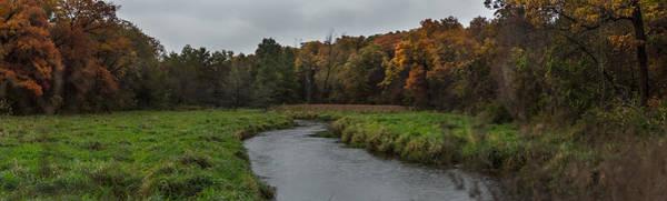 Photograph - Autumn Stream by Ryan Heffron
