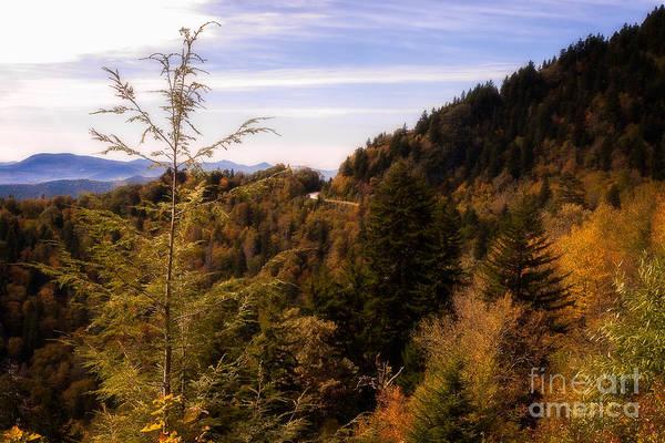 Photograph - Autumn's Approach by Deborah Scannell