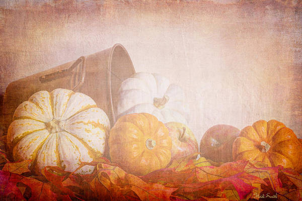 Wall Art - Photograph - Autumn's Pick by Heidi Smith