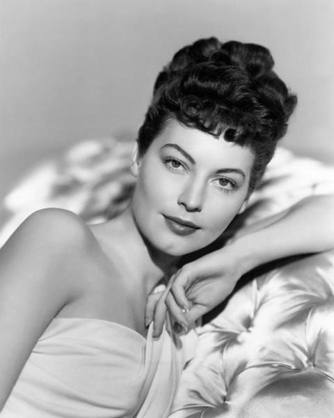 Venus Photograph - Ava Gardner In One Touch Of Venus  by Silver Screen