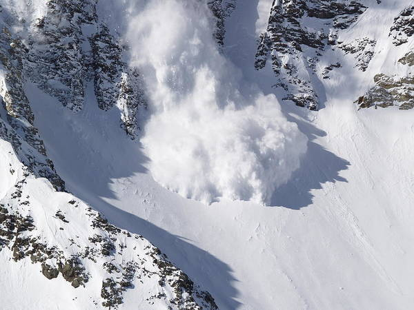 Wall Art - Photograph - Avalanche II by Bill Gallagher